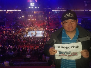 Click To Read More Feedback from Danny Garcia vs. Samuel Vargas Presented by Premier Boxing Champions Live on Spike