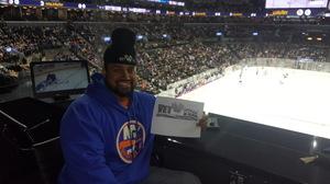 Click To Read More Feedback from New York Islanders vs. Washington Capitals - Nhl