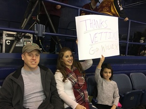 Click To Read More Feedback from Chicago Wolves vs. Iowa Wild - AHL - Post Game Autographs