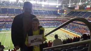 Click To Read More Feedback from 2016 Valero Alamo Bowl - # 10 Colorado Buffaloes vs. # 12 Oklahoma State Cowboys - NCAA Football