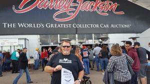 Click To Read More Feedback from Barrett Jackson - the Worlds Greatest Collector Car Auctions - 1 Ticket Equals 2 - Kids 5 and Under Don't Need a Ticket