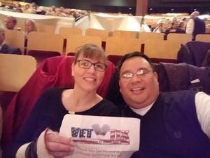 Ernest James attended Symphonic Firsts Conducted by Mark Wigglesworth - Presented by the Colorado Symphony on Jan 21st 2017 via VetTix