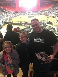 Click To Read More Feedback from PBR - Monster Energy Buck Off at the Garden