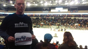 Click To Read More Feedback from Missouri Mavericks vs. Cincinnati Cyclones - ECHL