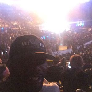 renness attended Glory 38 - Kickboxing - Light Heavyweight World Title and Super Fight Series - Presented by Glory Kickboxing on Feb 24th 2017 via VetTix