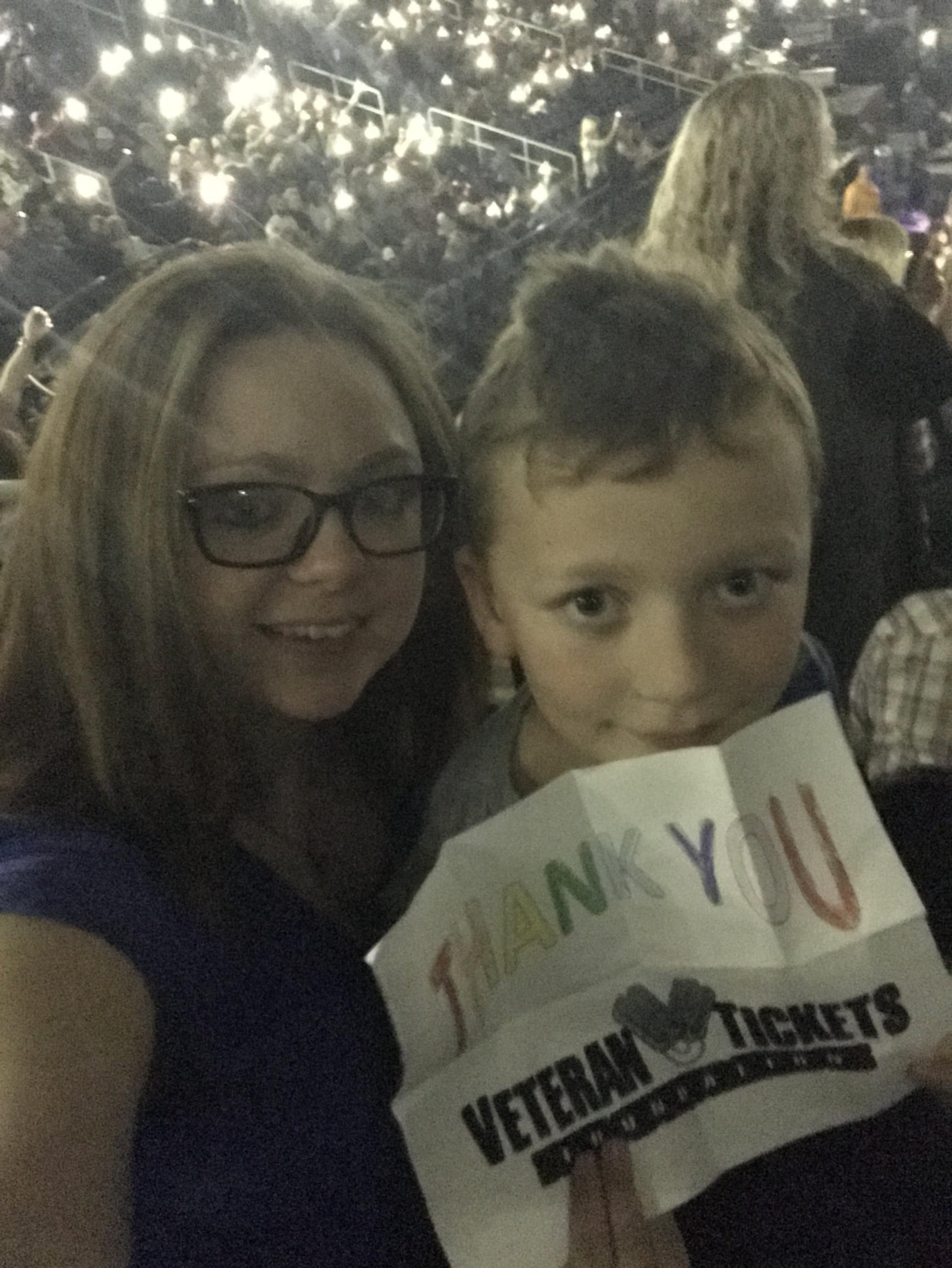 Thank You Messages To Veteran Tickets Foundation Donors