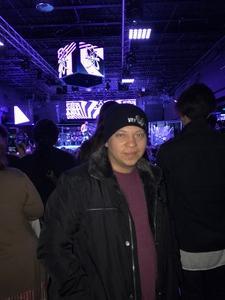 Juan attended World Wrestling Network and Evolve Wrestling Present Evolve 79 on Feb 25th 2017 via VetTix