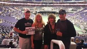 Click To Read More Feedback from Arizona Rattlers vs. Iowa Barnstormers - IFL