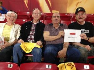 Click To Read More Feedback from Arizona State Sun Devils vs. Arizona - NCAA Men's Basketball