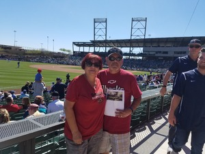 Click To Read More Feedback from Colorado Rockies vs. Los Angeles Dodgers - MLB Spring Training