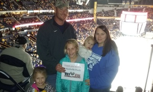 Click To Read More Feedback from Nashville Predators vs. Calgary Flames - NHL