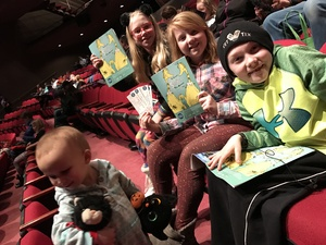 Click To Read More Feedback from Dr. Seuss's the Sneetches - Children's Theatre Company