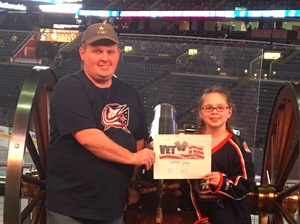 Click To Read More Feedback from Columbus Blue Jackets vs. Florida Panthers - NHL
