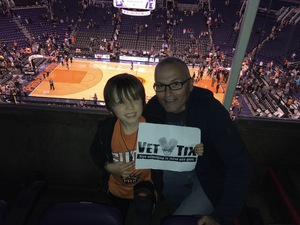 Click To Read More Feedback from Phoenix Suns vs. Washington Wizards - NBA