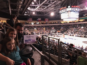Click To Read More Feedback from Austin Spurs vs. Sioux Falls Skyforce - NBA D-league Basketball