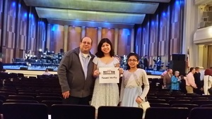 Walter attended 007 - the Music of James Bond- Ages 10 and Up - Presented by the Fort Worth Symphony on Apr 2nd 2017 via VetTix