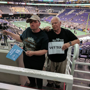 Click To Read More Feedback from Arizona Rattlers vs. Colorado Crush - IFL