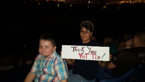 Click To Read More Feedback from Tim McGraw and Faith Hill - Soul2Soul World Tour - BOK Center
