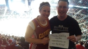 Click To Read More Feedback from Detroit Pistons vs. Cleveland Cavaliers - NBA