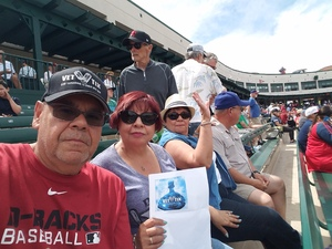 Click To Read More Feedback from Los Angeles Angels vs. Texas Rangers - MLB Spring Training