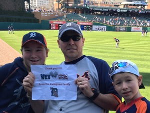Click To Read More Feedback from Detroit Tigers vs. Boston Red Sox - MLB