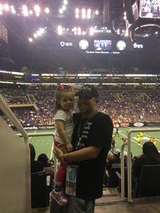 Click To Read More Feedback from Arizona Rattlers vs. Wichita Falls Nighthawks - IFL