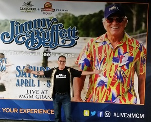 Click To Read More Feedback from Jimmy Buffett and the Coral Reefer Band