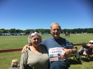 David attended 3rd Annual Fiesta Cup - Polo Match - Official Fiesta Event - Presented by the San Antonio Polo Club on Apr 23rd 2017 via VetTix