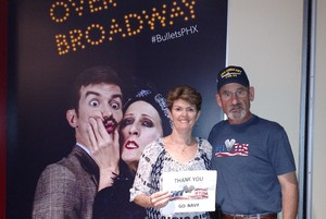 Click To Read More Feedback from Bullets Over Broadway - Wednesday