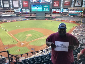 Click To Read More Feedback from Arizona Diamondbacks vs. San Diego Padres - MLB