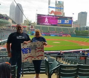 Click To Read More Feedback from Cleveland Indians vs. Minnesota Twins - MLB