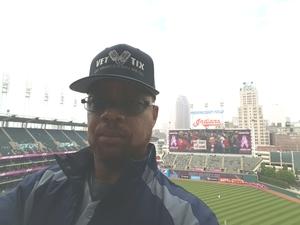 Jeffrey attended Cleveland Indians vs. Minnesota Twins - MLB on May 14th 2017 via VetTix