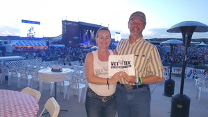 Gary attended 2017 Country Thunder - VIP Wristbands - Thursday Only on Apr 6th 2017 via VetTix