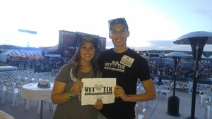 Joe attended 2017 Country Thunder - VIP Wristbands - Thursday Only on Apr 6th 2017 via VetTix