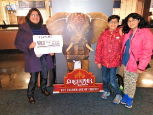 ricardo attended Circus 1903 - the Golden Age of Circus on Apr 7th 2017 via VetTix