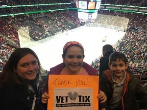 Brian attended New Jersey Devils vs. Philadelphia Flyers - NHL on Apr 4th 2017 via VetTix