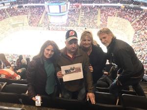 Rich attended New Jersey Devils vs. Philadelphia Flyers - NHL on Apr 4th 2017 via VetTix