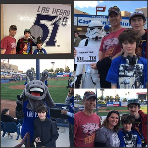 Click To Read More Feedback from Las Vegas 51s vs. Albuquerque Isotopes - MILB