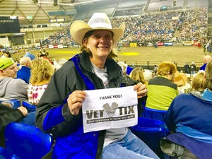 Click To Read More Feedback from PBR - 2017 Built Ford Tough Series