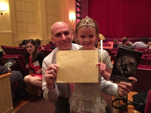 Click To Read More Feedback from Cinderella - Performed by Roxey Ballet - Saturday Matinee