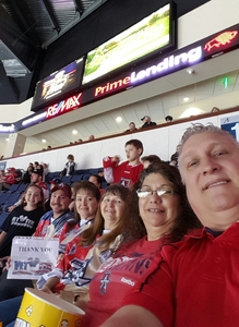 Click To Read More Feedback from Kelly Cup Champions Allen Americans vs. Utah Grizzlies - ECHL Playoff Hockey - Round One - ECHL