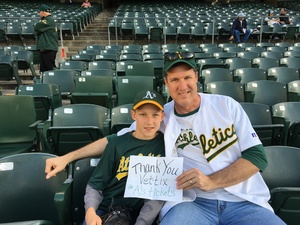 Click To Read More Feedback from Oakland Athletics vs. Seattle Mariners - MLB