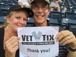 George attended Pittsburgh Pirates vs. St. Louis Cardinals - MLB on Aug 17th 2017 via VetTix