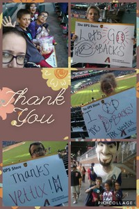 Tari attended Arizona Diamondbacks vs. New York Mets - MLB on May 16th 2017 via VetTix