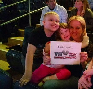 BB attended Bon Jovi - This House Is Not for Sale Tour on Apr 13th 2017 via VetTix