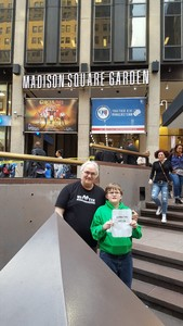Robert attended Bon Jovi - This House Is Not for Sale Tour on Apr 13th 2017 via VetTix