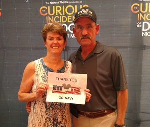 Christopher attended The Curious Incident of the Dog in the Night-time - ASU Gammage on Jun 22nd 2017 via VetTix