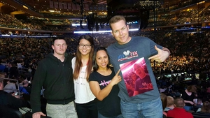 Brian Bickham attended Bon Jovi - This House Is Not for Sale Tour on Apr 15th 2017 via VetTix