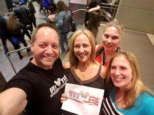 Joe G attended Bon Jovi - This House Is Not for Sale Tour on Apr 15th 2017 via VetTix