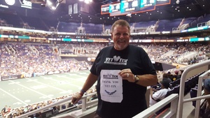 Click To Read More Feedback from Arizona Rattlers vs. Spokane Empire - IFL
